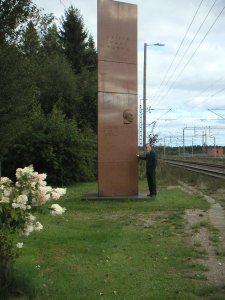 Svinhuvudin muistomerkki